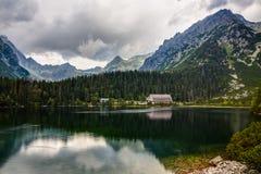 Altas montañas de los tatras Fotos de archivo