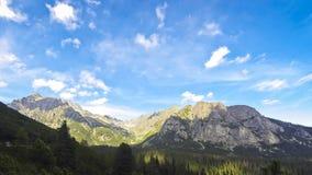 Altas montañas de los tatras, Eslovaquia