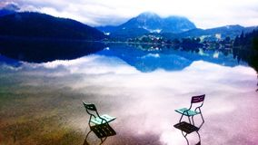 Altaussee Royalty Free Stock Photo