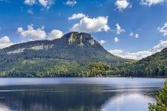 Altaussee in Stiria, Austria Immagine Stock Libera da Diritti