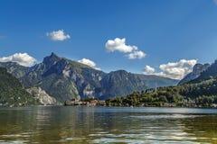 Altaussee in Stiria, Austria Immagini Stock