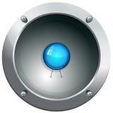 Altavoz de audio de alta tecnología Stock de ilustración