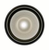 Altavoz para bajas audiofrecuencias secundario fotografía de archivo libre de regalías