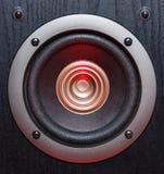 Altavoz ruidoso. foto de archivo