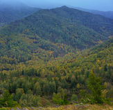 Altay βουνά στη Σιβηρία στοκ φωτογραφία με δικαίωμα ελεύθερης χρήσης