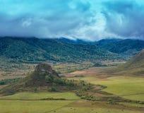 Altay βουνά στη Σιβηρία στοκ φωτογραφίες με δικαίωμα ελεύθερης χρήσης
