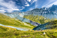Altay Altai Fotografie Stock