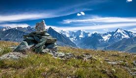 Altay Altai Fotografia Stock
