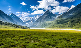 Altay Altai Immagine Stock