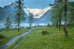 Altay landskap arkivfoto