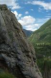 Altay mountains Royalty Free Stock Photo