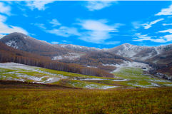 The Altay mountains Stock Image
