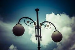 altay zdrowia belokurikha nocy kurort światło zastrzelił Siberia ulicę Zdjęcia Royalty Free
