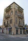 Altbau in Jaffa israel Stockfotografie