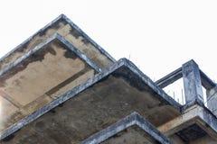Altbau wurde demoliert Lizenzfreie Stockbilder