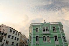 Altbauten in Azoren-Inseln lizenzfreie stockfotografie