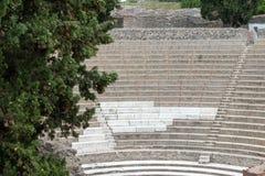 Alte罗马波纳佩Ruinen 库存照片