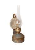 Alte Öllampe Lizenzfreie Stockfotografie
