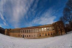 alte Μόναχο pinakothek Στοκ φωτογραφία με δικαίωμα ελεύθερης χρήσης
