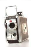 Alte 8mm Filmkamera Lizenzfreie Stockfotografie