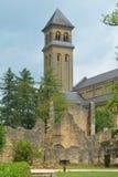 Alte Abbey Of Orval Lizenzfreies Stockbild