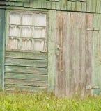 Alte, abblätternde Farbe Stockbilder