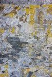 Alte abgenutzte verwitterte Betonmauerbeschaffenheit Stockbilder