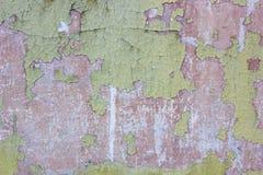 Alte abgenutzte verwitterte Betonmauerbeschaffenheit Lizenzfreie Stockbilder