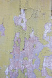 Alte abgenutzte verwitterte Betonmauerbeschaffenheit Stockfoto