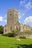 Alte Abtei in Bristol Stockfotografie