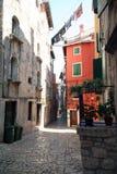 Alte adriatische Stadt 31 lizenzfreie stockbilder
