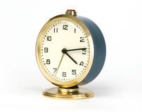 Alte Alarmuhr Stockfotografie