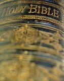 Alte alte Bibel Lizenzfreies Stockbild