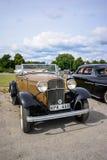 Alte amerikanische Autos Stockbilder