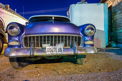 Alte amerikanische Limousine Lizenzfreie Stockfotos