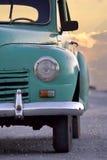Alte antike Autos Lizenzfreies Stockfoto