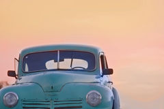 Alte antike Autos Lizenzfreies Stockbild