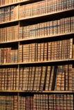 Alte antike Bücher Stockbilder