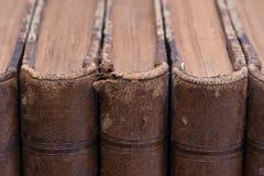 Alte antike Bücher Stockfotografie