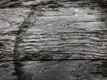 Alte antike braune hölzerne Beschaffenheit und Kreis schattieren Form des Hintergrundbildes Stockbild