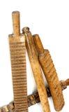 Alte antike roubels stockbilder