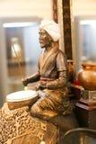 Alte Antiquitäten der Statue - Scharjah-Museum Lizenzfreies Stockbild