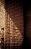 Alte arabische Art-Eisen-Tür Lizenzfreies Stockfoto
