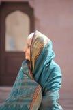 Alte arabische Frau Lizenzfreie Stockfotografie