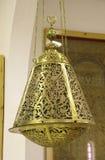 Alte arabische Lampe Lizenzfreies Stockbild