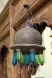 Alte arabische Lampe Lizenzfreie Stockbilder