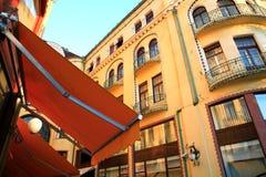 Alte Architektur stockfotografie