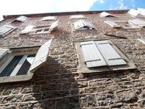 Alte Architektur Budva 1 Lizenzfreie Stockfotografie