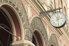 Alte Architektur in der venetianischen Art Stockbild