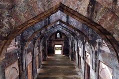 Alte Architektur von Indien Lizenzfreie Stockbilder
